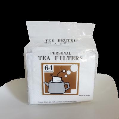Sachets de thé japonais