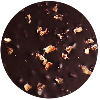 Noir Eclats de fèves